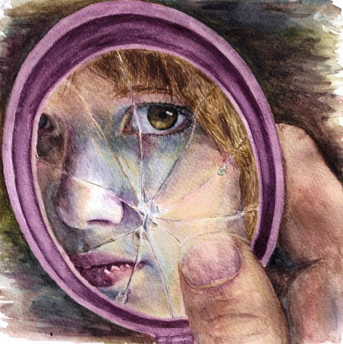 Que pasa si se rompe un espejo en casa top rechazarlo es - Que hacer si se rompe un espejo ...